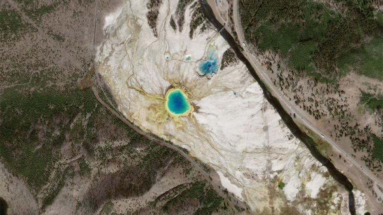 geoeye-1-yellowstone-wyoming